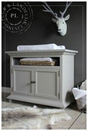 Custome made / commode paint: painting the past putty ☆ puur & landelijk