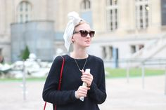 Threads Styling - Street Style - Giambattista Valli Couture 2014