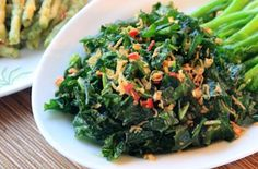 If you love kale, this is the recipe for you!! | via @SparkPeople