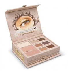 Two-Faced Eyeshadow, natural colors (have this palette and its AMAZING! my favorite!)