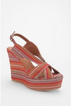 UrbanOutfitters.com > Jeffrey Campbell Mariel Wedge - StyleSays