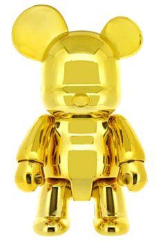 Metallic Bear Qee