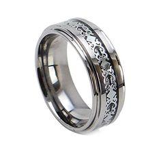 King Will 8mm Step Edge High Polished Celtic Design Dragon Wedding Band Tungsten Ring(12) King Will http://www.amazon.com/dp/B00LEBXP9C/ref=cm_sw_r_pi_dp_MgyMvb13HCG0R