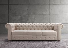 Nisa Chesterfield Sofa