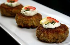 Potato Croquettes filled with beef, cabbage, and potatoes...