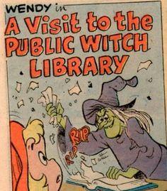Librarian sex comic