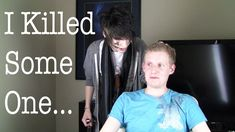 HAIRCUT GONE WRONG!!!-Johnnie Guilbert OH MY GOD!! he could play Jeff the killer