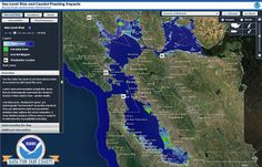 Are you finding it hard to imagine what sea level change may look like in your community? Try NOAA's easy-to-use Sea Level Rise Viewer to really SEE potential changes.