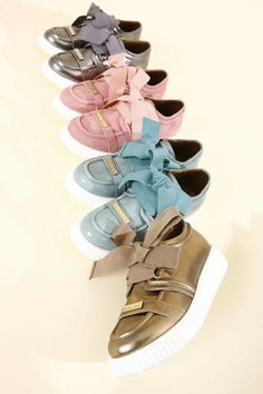 Omg these shoes are darling!        Italian kids fashion for fall 2014 from Mimisol