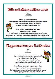 Gedicht Sinterklaas Maken Scouting Archidev