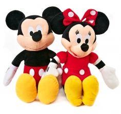 Disney Mickey and Minnie Plush Dolls (15