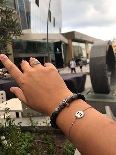Beaded bracelets Stone Bracelet, Healing Stones, Natural Stones, Beaded Bracelets, Luxury, Silver, Jewelry, Jewlery, Money