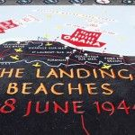 5 beaches invaded on d day