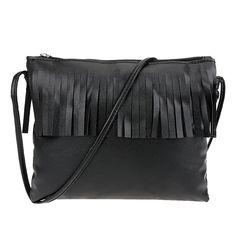 Crossbody Bags · 2017 Vintage Fashion shaping bag Small handbag mini  messenger bag Women s handbag Tassel Flap bag Leather c8b45bb6832e0
