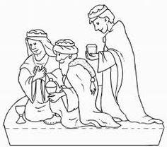 26 fantastiche immagini su re magi da colorare x i bimbi - Artigianato per cristiani ...