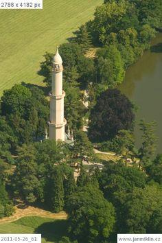 Minaret, Lednice Lednicko-valtický areál