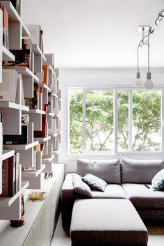 Imagem 3 de 15 da galeria de Apartamento Riachuelo / 0E1 Arquitetos. Fotografia de Marcelo Donadussi