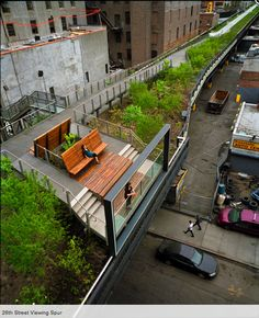 A Walk Through High Line Section 2 | Land8 Blog