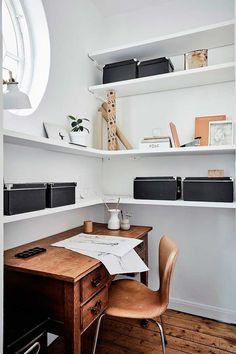 5 Oficinas Minimalistas Para Soñar | Cut & Paste – Blog de Moda