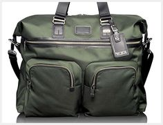 If only I could find a great deal on this awesome bag!   Tumi-Alpha-Bravo-Kessler-Large-Duffel-Gear-Patrol