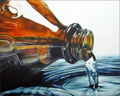Brushstrokes in the world: The hyperrealism Todd Ford