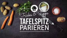 Tafelspitz parieren I richtig schneiden I Tricks und Tipps I Kochschule ...