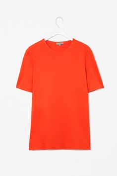 C.O.S. - Collection of Style - Clean edged t-shirt in Tangerine