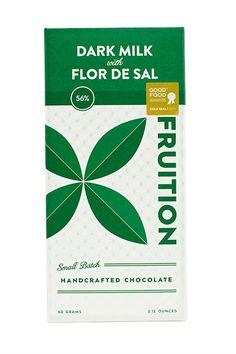 Dark Milk with Flor de Sal – just the notion of dark milk chocolate blows me mind.