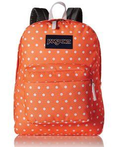 21 Cute School Backpacks for Teen Girls  Updated  2018 . Orange BackpacksCute  BackpacksSchool BackpacksJansport Superbreak BackpackSchool ... 1ad1066364