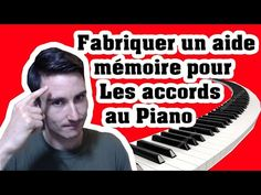 Accord Piano, Music Theory, Partitions, Learning Piano, Baguette, Youtube, Piano Teaching, Music Lessons, Piano Music