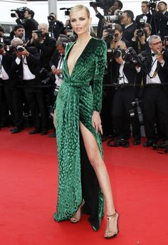 natasha poly in gucci, filmfestival van Cannes 2012
