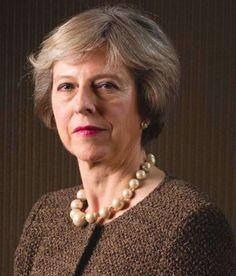 Biografia, vita privata e carriera politica di Theresa May, politica inglese, seconda donna a ricoprire il ruolo di Primo Ministro nella storia britannica.