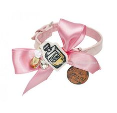 Mademoiselle Chanel Collar Stella Luna, Dog Supplies, Other Accessories, Color Trends, Collars, Lily, Chanel, Fancy, Pets