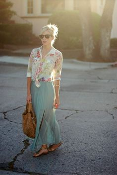 Not in love with sheer skirts but this is so great!