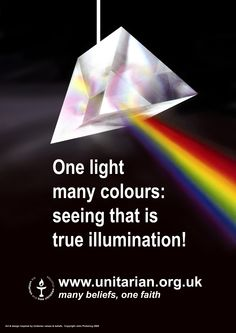 One light/many colors