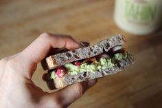 Cuillère et saladier: Pour des sandwichs vegan qui dépotent