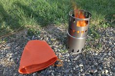 Review: Toaks Titanium Wood Burning Stove Camping Gear, Backpacking, Olympic Mountains, Shtf, Stoves, Wood Burning, Woods, Hiking, Outdoors
