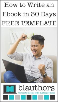 Free ebook template - How to Write Ebook - Super awesome freebie on how to wr. Writing A Book, Writing Tips, Memoir Writing, Make Money Blogging, Earn Money, Self Publishing, Blogging For Beginners, Pinterest Marketing, Creative Writing