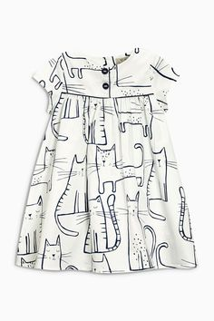 247daca13b04 Buy Print Dress (3mths-6yrs) online today at Next: United States of