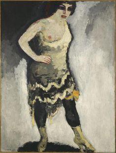 Nini, danseuse aux Folies Bergères Kees Van Dongen