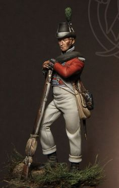 Royal Marines Private 1805 News Romeo Models | planetFigure | Miniatures