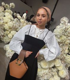 Modest Outfits Muslim, Modest Summer Outfits, Summer Outfits For Teens, Casual Hijab Outfit, Casual Summer Outfits, Classy Outfits, Modern Hijab Fashion, Muslim Fashion, Modest Fashion