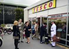 Tesco PR stunt sees creation of 1960s store