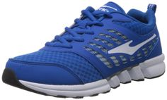 Erke Men's Synthetic Nano Polyurethane Designer Running Shoes