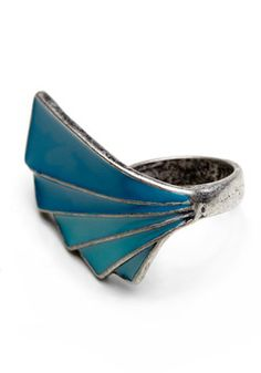 Devoted Fan Ring, #ModCloth