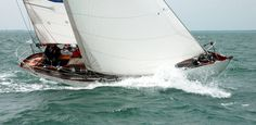 "1001 Boats: ""Maïca"" and her sisters - a classic Illingworth design"