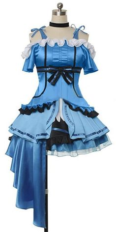 Vicwin-One Love Live II Sonoda Umi Cosplay Costume -- For more information, visit image link.