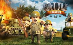 Battle Islands [Hileli] v2.1.4 (MOD APK) - ALTIN ve PARA HİLESİ  Hile Oyunlar Strateji