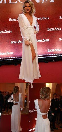 #tv #novela #babilonia #lancamento #festa #atriz #global #globo