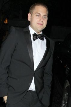 Jonah Hill: Oscar nominee for 'Best Supporting Actor in a Dramatic Role' for Moneyball.  You're an inspiration!